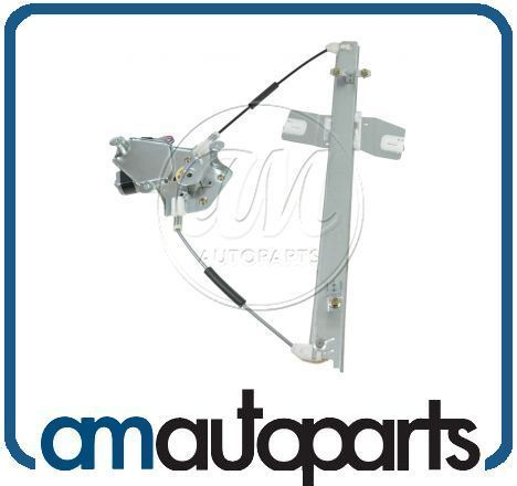 02 06 Jeep Liberty Power Window Regulator & Motor Front LH Left Driver